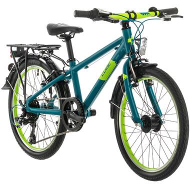 """Vélo de Ville CUBE KID 200 STREET 20"""" Vert 2020"""